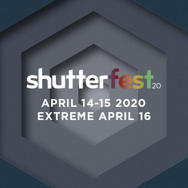 ShutterFest 2020 General Registration + Extreme