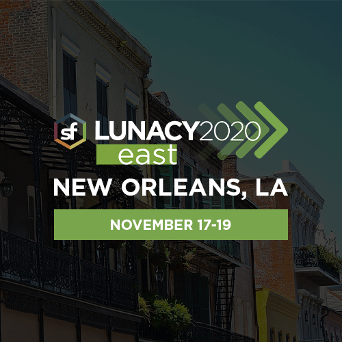 Lunacy 2020 East